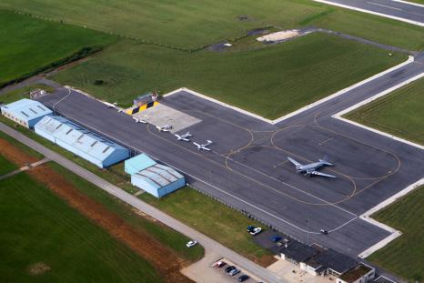Charleville Mézières - Aérodrome des Ardennes Etienne Riché